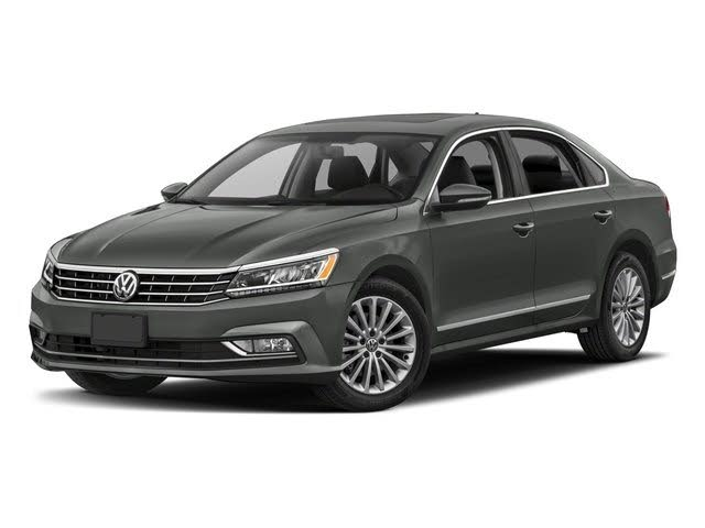 2018 Volkswagen Passat 2.0T SE FWD with Technology