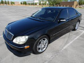 Used 2006 Mercedes Benz S Class S 500 For Sale Cargurus
