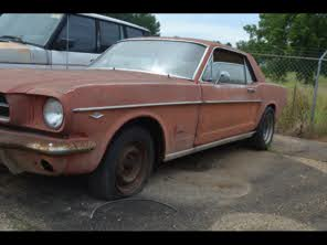 Used 1965 Ford Mustang For Sale in Indianapolis, IN - CarGurus