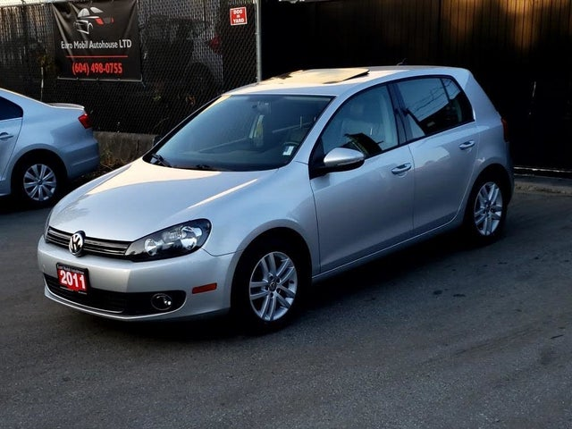 2011 Volkswagen Golf TDI Highline