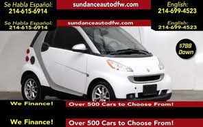 Cars For Sale By Owner In Dallas Tx >> Used Smart Fortwo For Sale Dallas Tx Cargurus