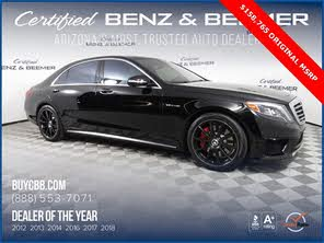 Mercedes Of Austin >> Used Mercedes Benz S Class S 63 Amg For Sale In Austin Tx Cargurus