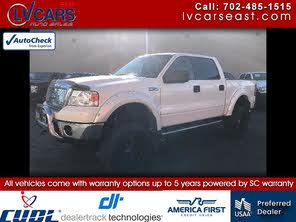 Ford F150 For Sale Las Vegas >> Used 2008 Ford F 150 Harley Davidson For Sale Las Vegas Nv Cargurus