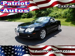 Used Mercedes Benz Sl Class For Sale Baltimore Md Cargurus