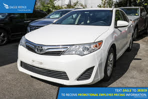 Used Toyota Camry For Sale Vancouver, BC - CarGurus