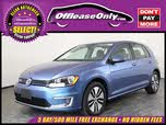 75408d18a Used Volkswagen e-Golf For Sale Dallas, TX - CarGurus
