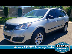 Craigslist Fresno Cars By Owner >> Used Chevrolet Traverse For Sale Cargurus