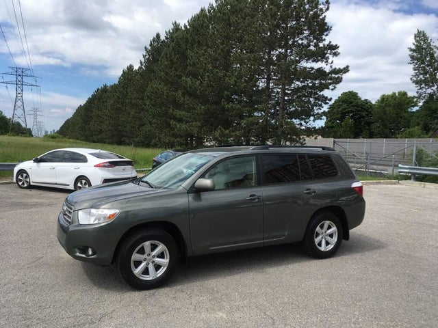2010 Toyota Highlander Base V6 4WD
