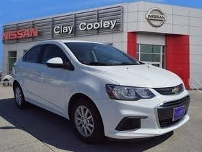 Used 2018 Chevrolet Sonic For Sale In Frisco Tx Cargurus