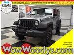 2018 Jeep Wrangler JK Willys Wheeler 4WD