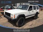 1998 Jeep Cherokee Sport 4-Door RWD