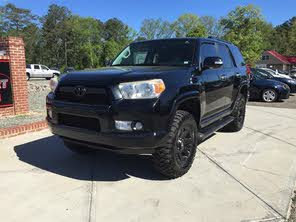 2011 Toyota 4Runner Limited For Sale >> Used 2011 Toyota 4runner Limited 4wd For Sale In Cincinnati