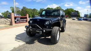 Jeep Wrangler For Sale In Sc >> Used Jeep Wrangler For Sale Cargurus