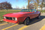 1973 Ford Mustang Convertible RWD