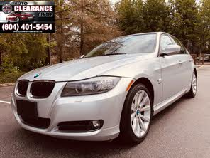 Used 2011 Bmw 3 Series For Sale In Vancouver Bc Cargurus
