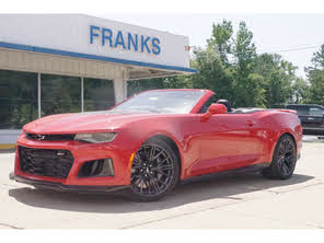 Used Camaro Zl1 For Sale >> 2019 Chevrolet Camaro Zl1 Convertible Rwd