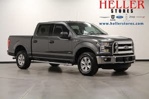 Heller Ford El Paso Il >> 2016 Ford F 150 Xlt Supercrew 4wd