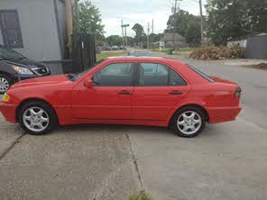 Used 1999 Mercedes-Benz C-Class C 230 Supercharged Sedan For