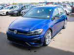 2019 Volkswagen Golf R 4-Door AWD