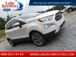 Ford Dealers In Ga >> Used 2018 Ford Ecosport Titanium For Sale In Augusta Ga