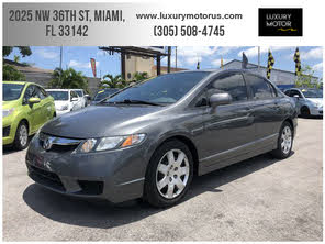 2010 Honda Civic For Sale >> Used 2010 Honda Civic For Sale In Fort Lauderdale Fl Cargurus