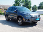2017 Volkswagen Tiguan SEL 4Motion AWD