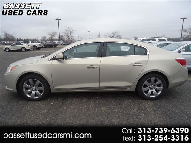 2010 Buick LaCrosse For Sale In Michigan