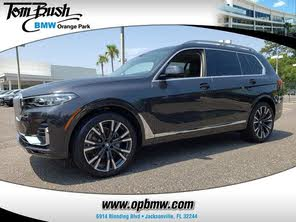BMW Jacksonville Fl >> New Bmw X7 For Sale In Jacksonville Fl Cargurus