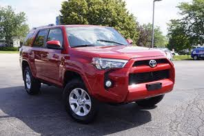 Toyota Forerunner For Sale >> Used Toyota 4runner For Sale Chicago Il Cargurus