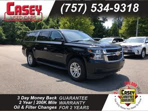 Used Chevrolet Suburban For Sale With Photos Cargurus
