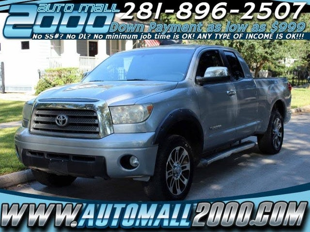 2007 Toyota Tundra Limited 5.7L Double Cab RWD