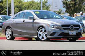 San Francisco Mercedes >> Used 2016 Mercedes Benz Cla Class For Sale In San Francisco Ca