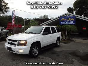Trailblazer For Sale >> 2008 Chevrolet Trailblazer 1lt Rwd