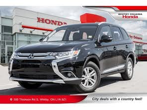 Used 2017 Mitsubishi Outlander For Sale in Toronto, ON