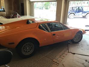 Pantera For Sale >> Great Deals On Used De Tomaso Pantera For Sale Cargurus