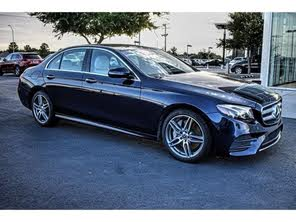 Used Cars Midland Tx >> 2019 Mercedes Benz E Class E 300 Sedan Rwd