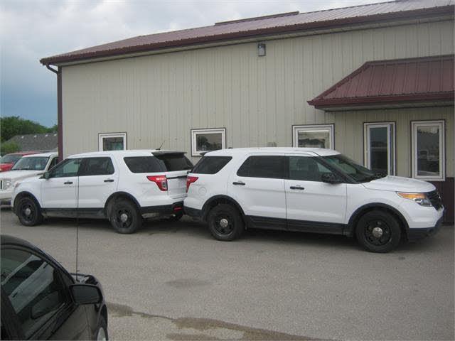 2013 Ford Explorer Police Interceptor AWD