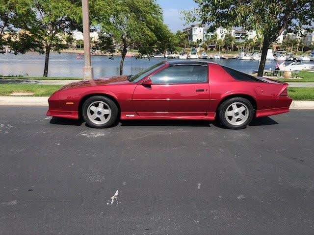 used 1991 chevrolet camaro rs coupe rwd for sale right now cargurus used 1991 chevrolet camaro rs coupe rwd