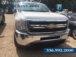 Chevy Dealership Fayetteville Nc >> Used Chevrolet Silverado 2500hd For Sale Fayetteville Nc Cargurus