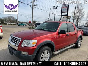 Ford Of Cookeville >> Used 2008 Ford Explorer Sport Trac For Sale In Cookeville