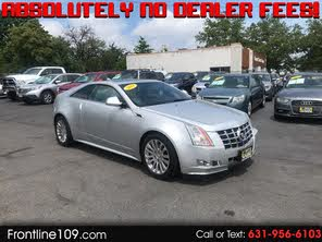Cadillac Cts Coupe For Sale >> Used 2013 Cadillac Cts Coupe 3 6l Performance Rwd For Sale