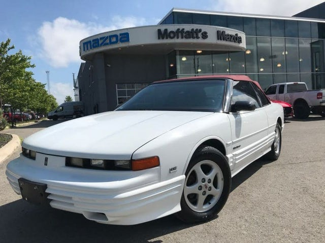 1994 Oldsmobile Cutlass Supreme 2 Dr STD Convertible