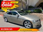 2009 BMW 3 Series 335i Convertible RWD