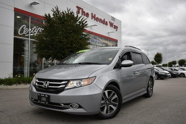2016 Honda Odyssey Touring Elite FWD