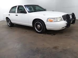 Used Police Vehicles For Sale >> Used Ford Crown Victoria Police Interceptor For Sale In