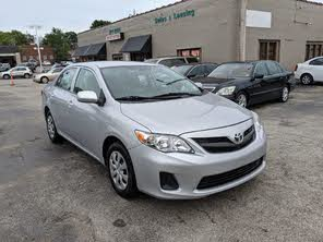 Used Toyota Corolla For Sale >> Used Toyota Corolla For Sale Carbondale Il Cargurus
