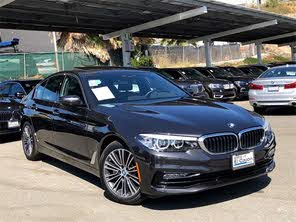 Bmw Of San Diego >> Used 2018 Bmw 5 Series For Sale In San Diego Ca Cargurus