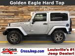 2018 Jeep Wrangler JK Golden Eagle 4WD
