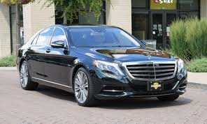 Used 2015 Mercedes Benz S Class S 600 For Sale Cargurus