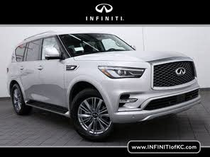 Infiniti Of Kansas City >> New Infiniti Qx80 For Sale In Kansas City Mo Cargurus
